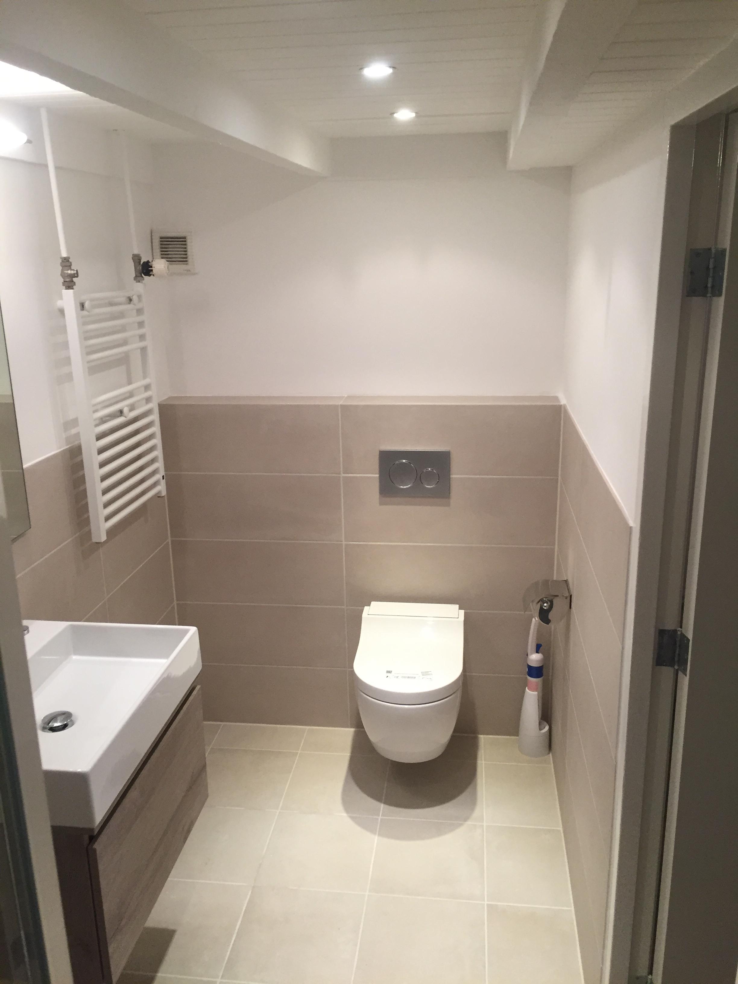 Badkamer verbouwing Amstelveen (2)