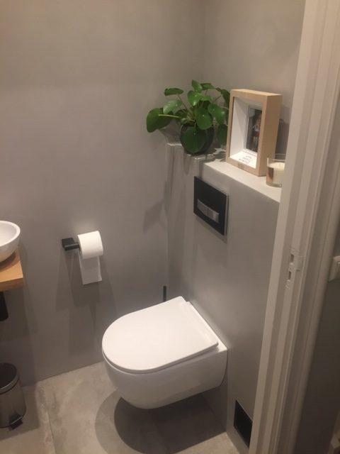 toilet beton cire aalsmeer